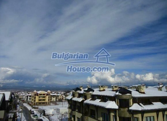 10837:17 - Gorgeous furnished two-bedroom apartment in Bansko