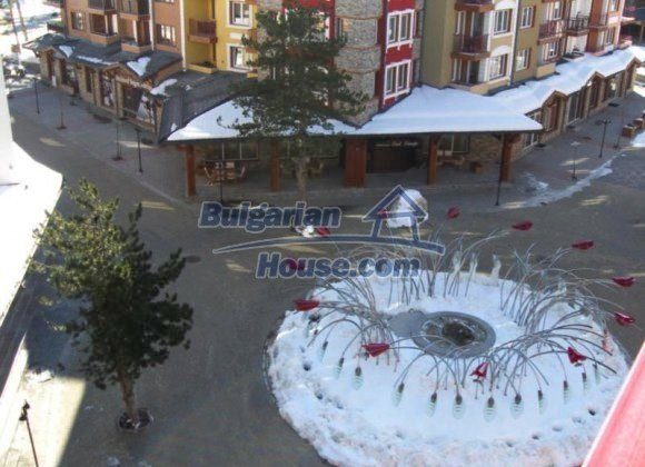 10855:11 - Apartment with majestic mountain view in Bansko