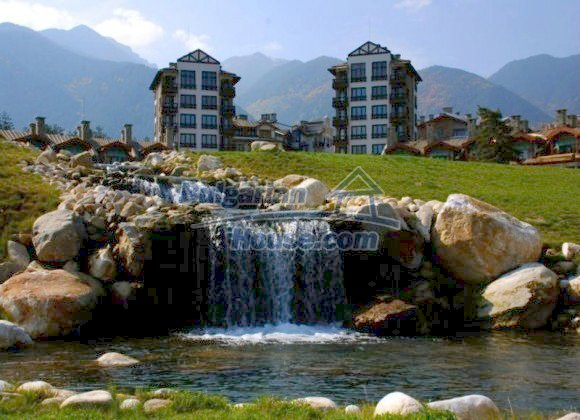 10855:12 - Apartment with majestic mountain view in Bansko