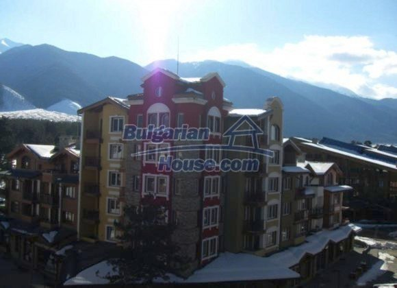 10855:7 - Apartment with majestic mountain view in Bansko