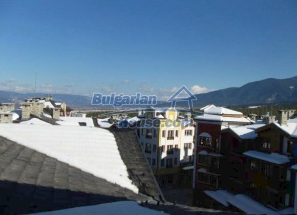 10855:9 - Apartment with majestic mountain view in Bansko