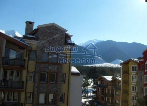 10855:10 - Apartment with majestic mountain view in Bansko