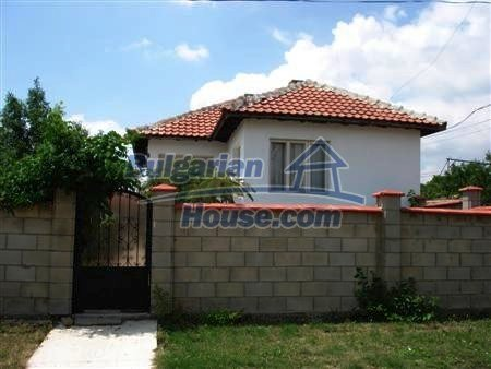 10858:2 - Furnished two-storey house with a garden near Varna