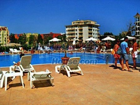 10875:6 - Furnished seaside studio apartment in Sunny Beach