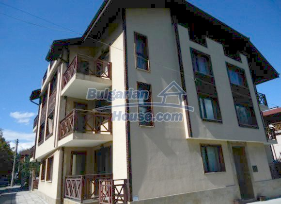 10927:6 - Great furnished two-bedroom apartment in Bansko