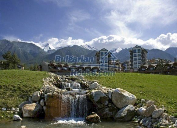 10929:17 - Wonderful furnished apartment in Bansko