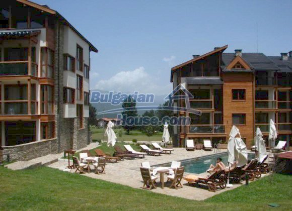 10929:18 - Wonderful furnished apartment in Bansko