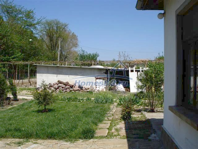 10933:16 - Renovated house for sale 5km from Yambol and big garden