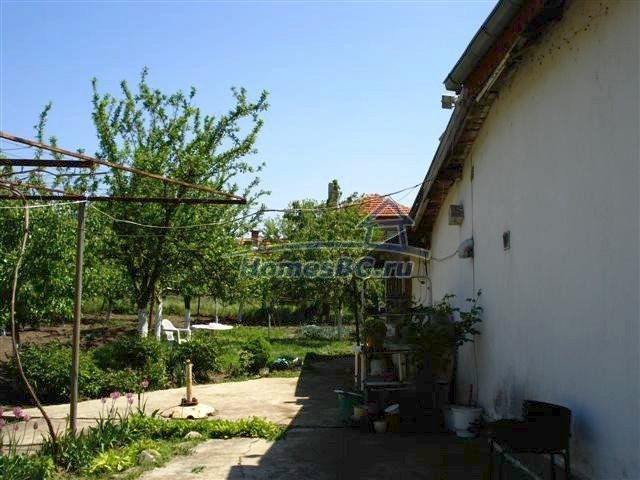 10933:17 - Renovated house for sale 5km from Yambol and big garden