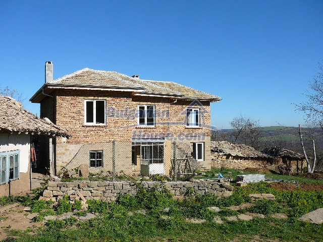 10280:26 - Buy Cheap Bulgarian house with stunning mountain view near lake