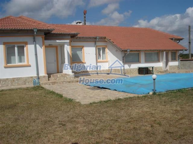 10941:5 - Coastal furnished house with a garden and a swimming pool