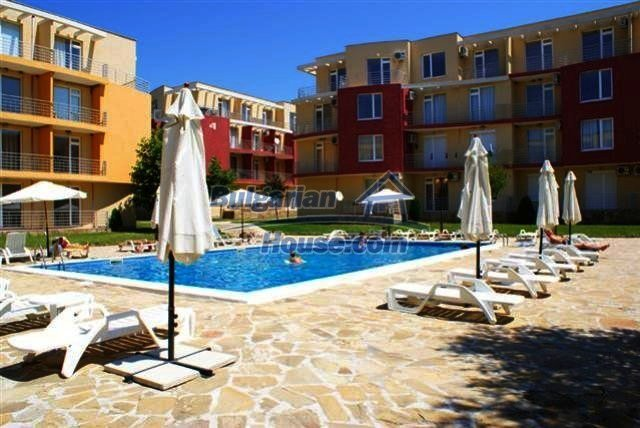 10966:7 - Furnished studio for sale near the sea and a mountain