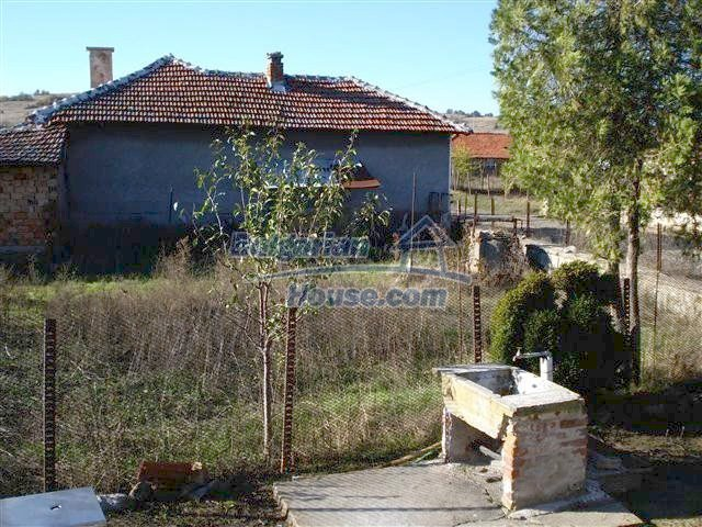 10971:12 - Bulgarian single-storey rural property in good condition