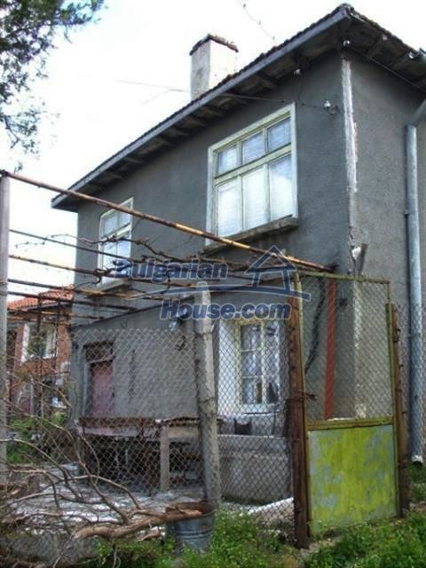 11001:12 - Cheap two-storey house with a garden, panoramic view