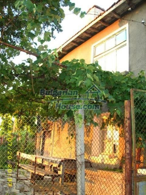 11001:13 - Cheap two-storey house with a garden, panoramic view
