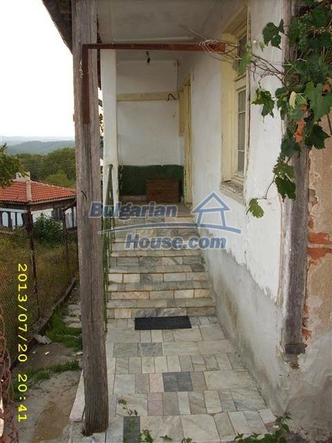 11001:15 - Cheap two-storey house with a garden, panoramic view