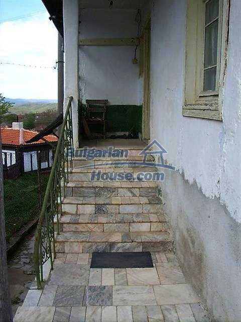 11001:16 - Cheap two-storey house with a garden, panoramic view