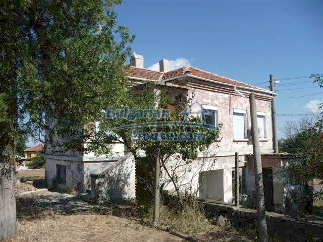 11002:7 - Furnished partially renovated Bulgarian house, Yambol