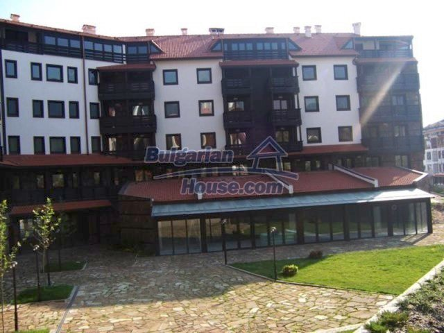 11010:16 - Furnished Bulgarian apartment in a splendid winter resort