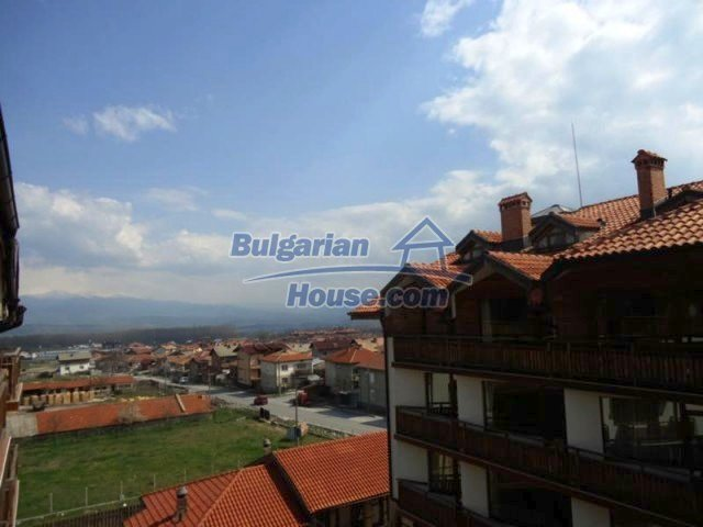 11020:7 - Fascinating studio in the ski resort of Bansko