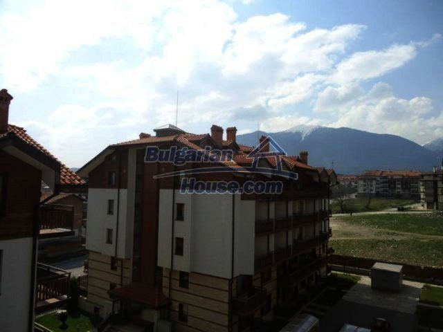 11020:8 - Fascinating studio in the ski resort of Bansko