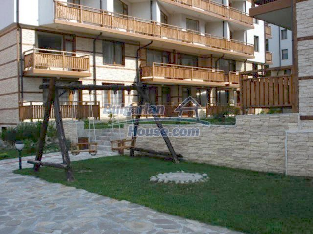 11020:14 - Fascinating studio in the ski resort of Bansko