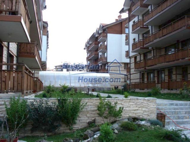 11020:15 - Fascinating studio in the ski resort of Bansko