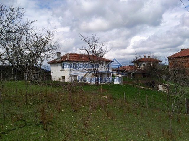 11035:17 - Cheap two-storey house near the magnificent Rhodope mountains