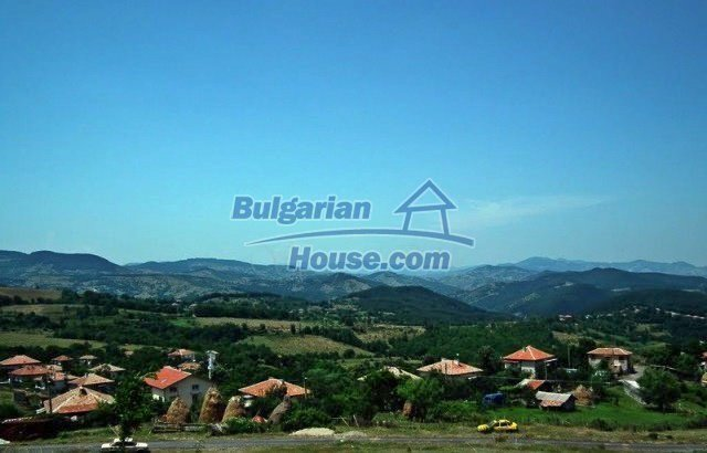11035:18 - Cheap two-storey house near the magnificent Rhodope mountains