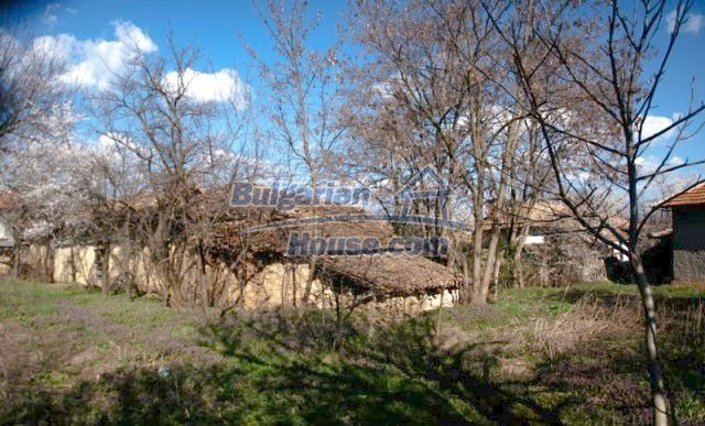 11041:8 - Old house with a tremendous garden plot, Shumen region