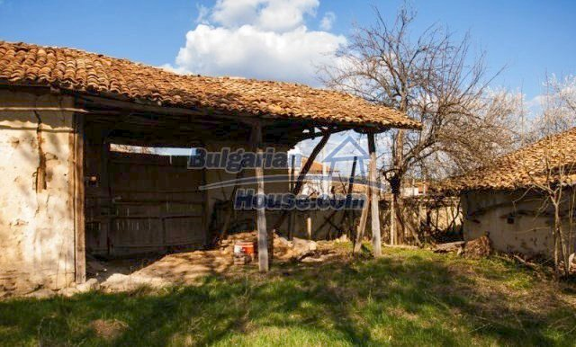 11041:11 - Old house with a tremendous garden plot, Shumen region