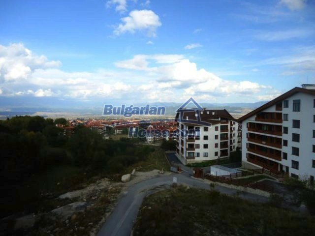 11042:15 - High-standard two-bedroom apartment in Bansko, stunning scenery
