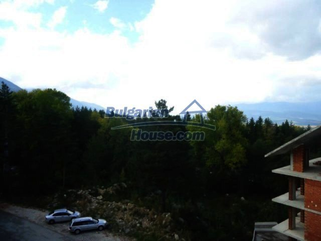 11042:17 - High-standard two-bedroom apartment in Bansko, stunning scenery