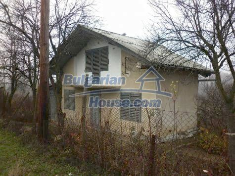 11077:2 - Small Bulgarian house in an incredible hilly countryside