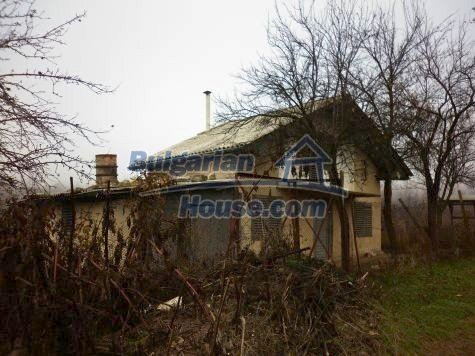 11077:4 - Small Bulgarian house in an incredible hilly countryside