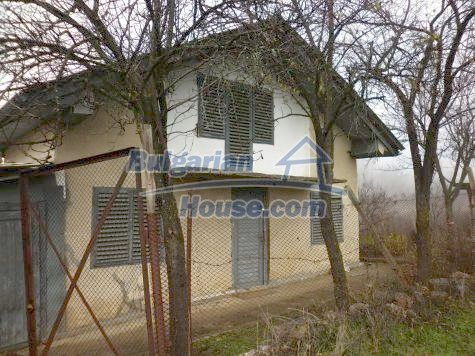 11077:5 - Small Bulgarian house in an incredible hilly countryside
