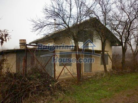 11077:6 - Small Bulgarian house in an incredible hilly countryside
