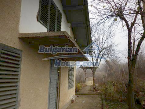 11077:7 - Small Bulgarian house in an incredible hilly countryside
