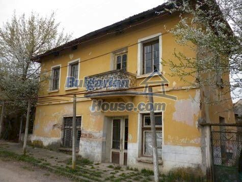 11101:1 - Cheap old house with a summer kitchen and a garden, Vratsa