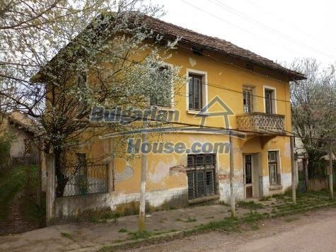 11101:2 - Cheap old house with a summer kitchen and a garden, Vratsa