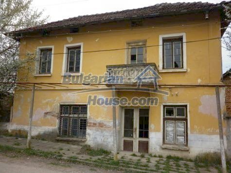 11101:4 - Cheap old house with a summer kitchen and a garden, Vratsa