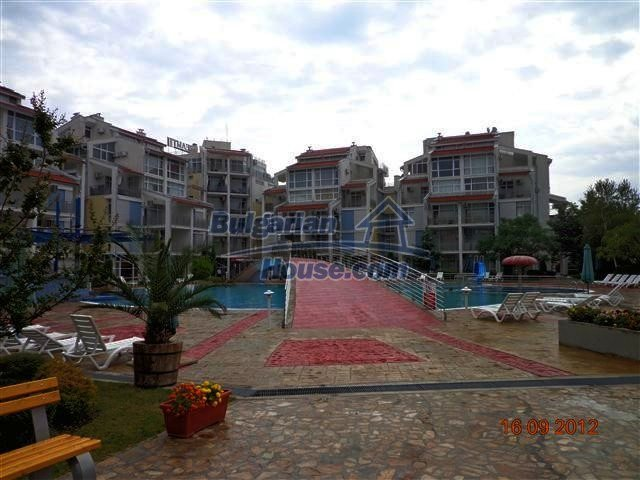 11114:5 - Modern furnished two-bedroom apartment near the Black Sea