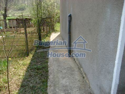 11119:5 - Thoroughly completed and furnished rural house near Vratsa