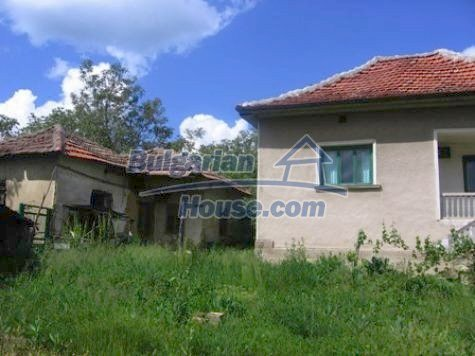 11121:3 - Finished rural house in a hilly area close to Vratsa