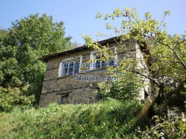 11136:3 - Pretty house with a nice panoramic view,30 km away from Smolyan