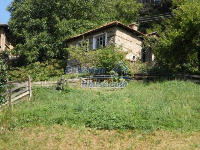 11136:4 - Pretty house with a nice panoramic view,30 km away from Smolyan