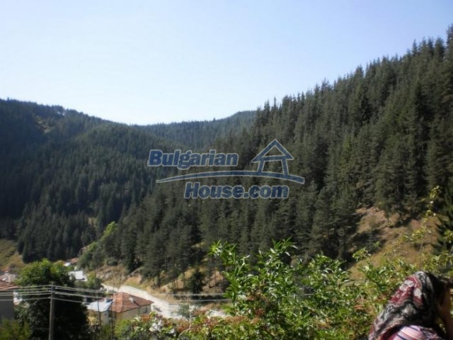 11136:9 - Pretty house with a nice panoramic view,30 km away from Smolyan