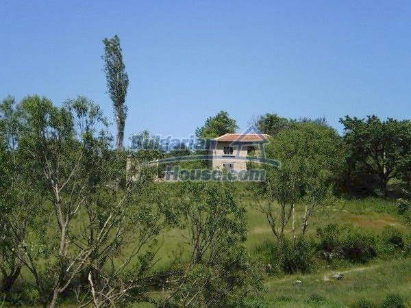 11138:10 - Solid stone built rural house with a huge garden near Smolyan