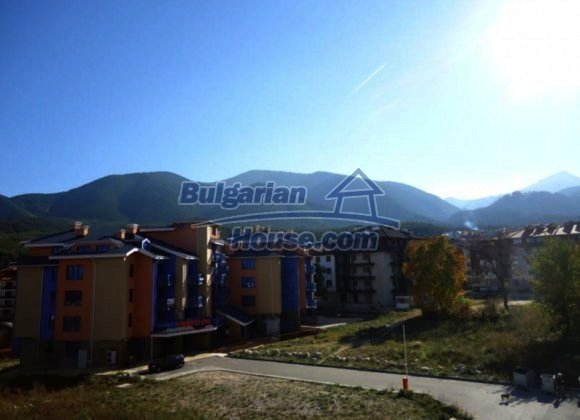 11154:17 - Adorable furnished apartment in Bansko,fascinating scenery