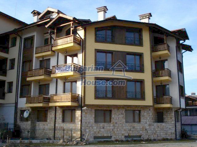 11162:1 - Partly furnished apartment with stunning mountain view